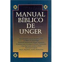 Manual Biblico de unger: Unger's Bible Handbook