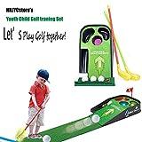 NOQ Children 's Golf Practice Sets/Sports Toys/Birthday Present/Boy Toy