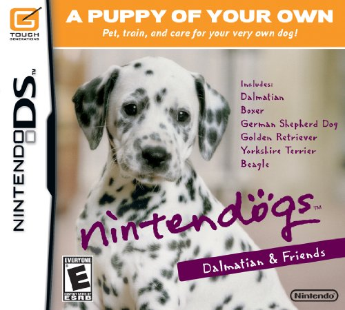 Nintendogs Dalmatian & - Ds For Nintendo Dogs