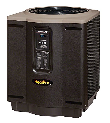 Hayward HP31204T Heat Pro Titanium 120, 000 BTU AHRI Heat/Cool Residential Pool Pump by Hayward