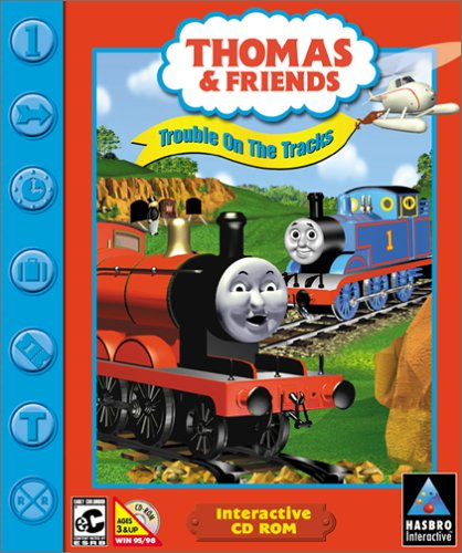 Thomas and Friends Trouble on the Tracks - PC