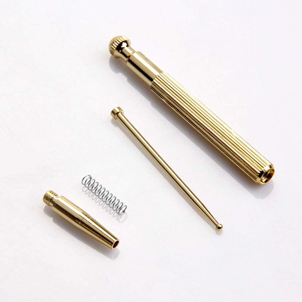 SUPVOX Acupuncture oreille stylo palpeur double sonde pour lacupuncture et lacupression outils de r/éflexologie faciale