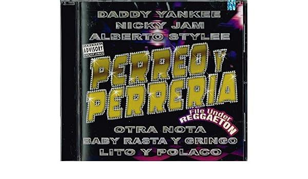 Various - Reggaeton, Perreo Y Perreria - Amazon.com Music