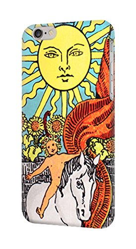 E0565 Tarot Sun Etui Coque Housse pour IPHONE 6S PLUS