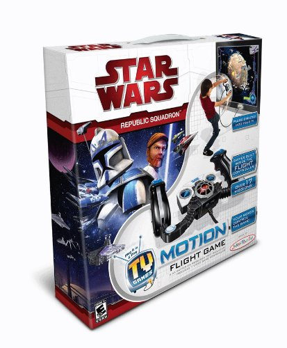 Motion Game Star Wars: Clone Wars Motion Video Game