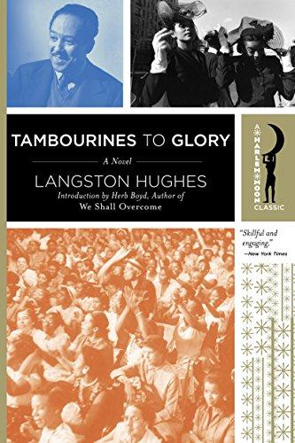 Tambourines to Glory: A Novel (Harlem Moon Classics) cover