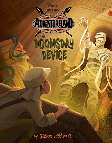 Tales From Adventureland The Doomsday Device Pdf ISBN-10 148478815X