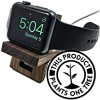 Apple Watch stand, Apple Watch Dock, Wood Apple Watch Stand, Apple Tech Gifts, Apple Watch Gifts, Birthday tech gifts, tech gifts him/her Apple watch stand for 38mm and 42mm Apple watch series 2