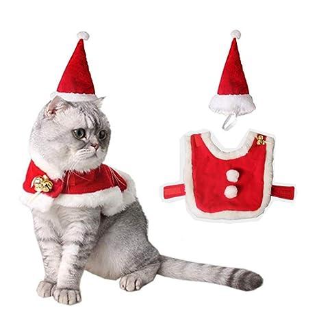 ANIAC - Disfraz de Cascabel de Navidad con Sombrero de ...