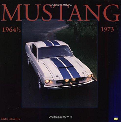 Download Mustang 1964-1/2-1973 ebook