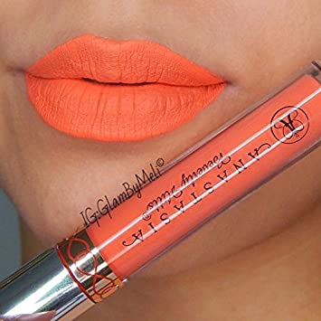 Anastasia Beverly Hills Liquid Lipstick in Neon Coral: Amazon.co ...