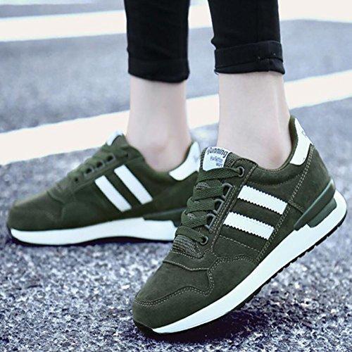 Rot Schuhe Outdoor Sportschuhe Neue Freizeitschuhe Paar Schuhe Grau Style Fashion Schwarz Grün Korean GAOLIXIA Green Damenschuhe Harajuku Wild P7dwqvxq5
