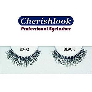Cherishlook Professional 10packs Eyelashes - #747S
