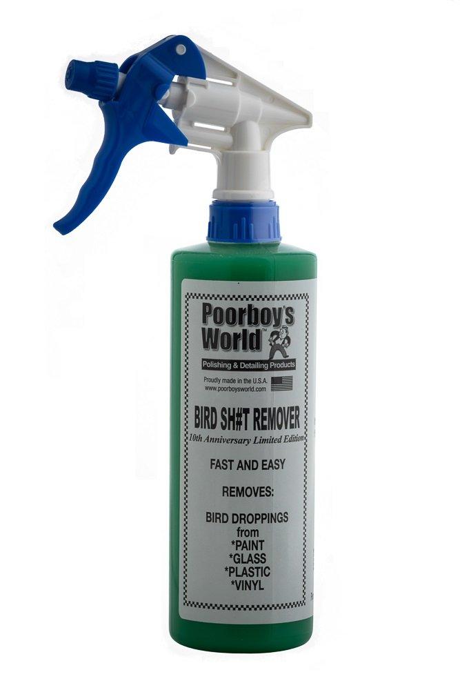 Poorboys Bird SH T Remover (473ml) Poorboys World PB-BSR16