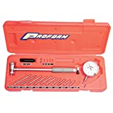 "Proform 67411 2"" to 6""/0.0005"" Increment Dial Bore Gauge Kit with Plastic Case"