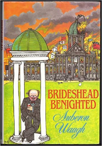 Image result for Auberon Waugh books