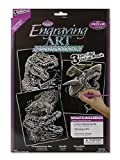 Royal and Langnickel Engraving Art 3 Design Value Pack, Holographic