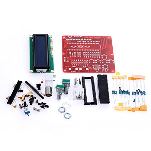 DDS Function Signal ,Generator Module, Awakingdemi DIY DDS Function Signal Module Sine Square Sawtooth Triangle Wave Kit