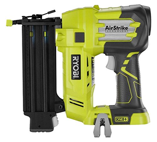 18-Volt ONE AirStrike 18-Gauge Cordless Brad Nailer Tool-Only