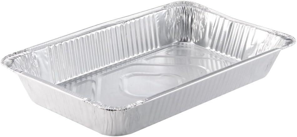 Pactiv Aluminum Steam-Table Pans PAC Y6132H