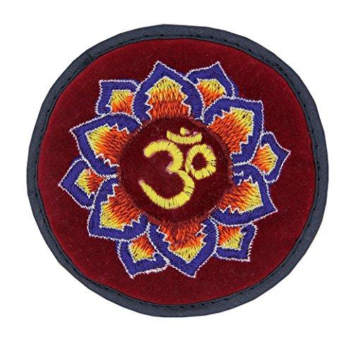 Tibetan Velvet Embroidered Singing Cushion product image