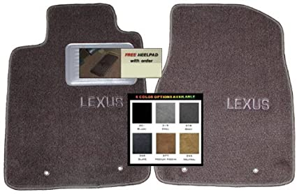 Lovely Lexus ES 350 ES350 OEM Floor Carpet Mats (Two Piece Front And Two Piece Rear