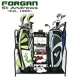 Forgan Golf Bag ORGANIZER - Ideal for the garage