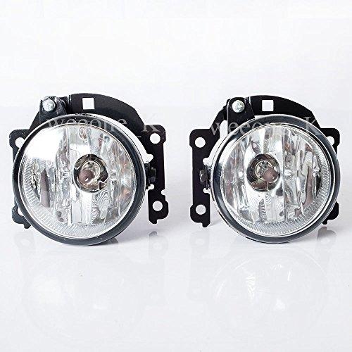 Spot Fog Light Lamp Kit For Mitsubishi Mirage Hatchback 2015 2016