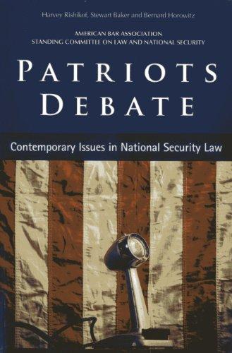 Patriots Debate
