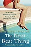 The Next Best Thing by Jennifer Weiner front cover