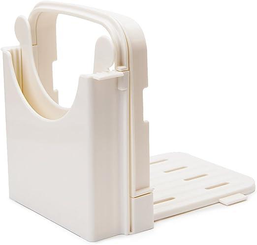 Amazon.com: borsong Home Manual Ajustable Bread Slicer ...