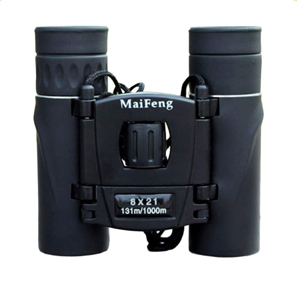 CITW Binoculars 8x21 Telescope, LLL Night Vision NO Infrared HD Zoom, Powerful Telescope for Outdoor Travel New,B by CITW