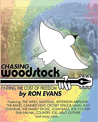 Download en bog fra google bøger mac Chasing Woodstock: Finding the Cost of Freedom 0991416600 PDF PDB