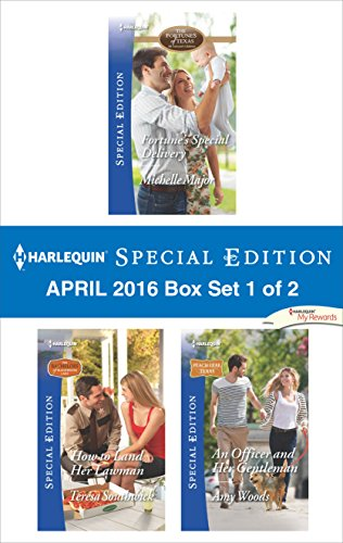book cover of Harlequin Special Edition April 2016 Box Set 2 of 2