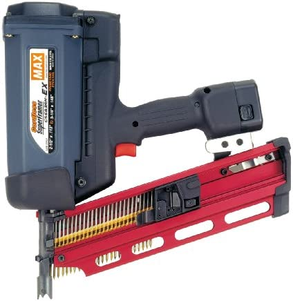 Max GS683RH-EX Cordless SuperFramer Round Head Nailer