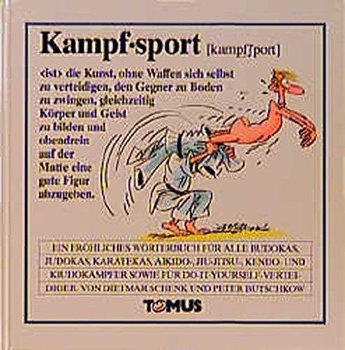 Kampfsport (Tomus - Die fröhlichen Wörterbücher)