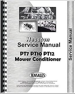 Hesston pt 7 parts diagram wiring library amazon com hesston pt7 pt10 pt12 mower conditioner service manual rh amazon com 5530 hesston parts lookup hesston parts online ccuart Images