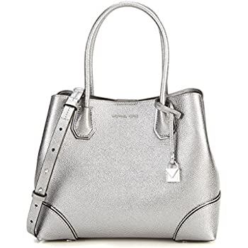 d2fa210fa7cc Amazon.com: MICHAEL Michael Kors Voyager East West Signature Tote ...