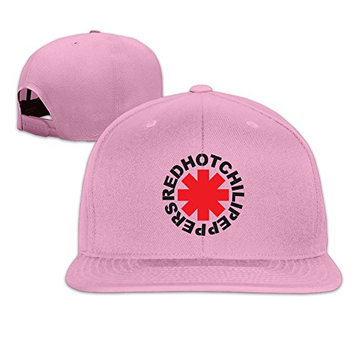 Unisex,Designer Pink RED HOT CHILI PEPPERS RHCP Bruno Mars Sports Baseball Hats Baseball Cap Hat (Bruno Mars And Red Hot Chili Peppers)