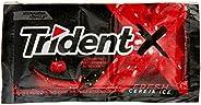 Goma de Mascar Cereja Zero Açúcar Xfresh Trident 8g