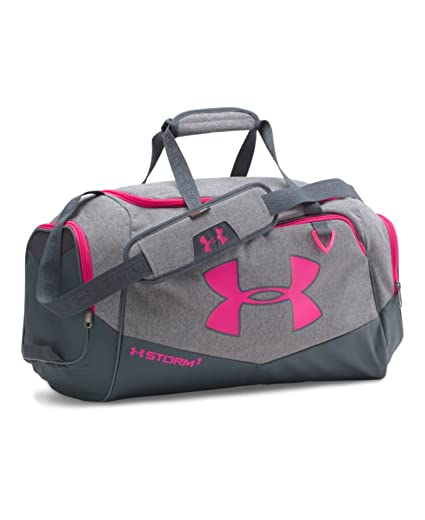 dfea0588177 Amazon.com: Under Armour UA Storm Undeniable II MD Duffle One Size Fits All  Graphite: Sports & Outdoors