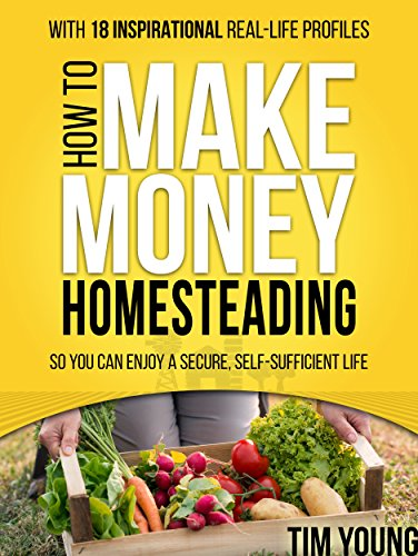 How to Make Money Homesteading: So You Can Enjoy a Secure, Self-Sufficient Life by [Young, Tim]