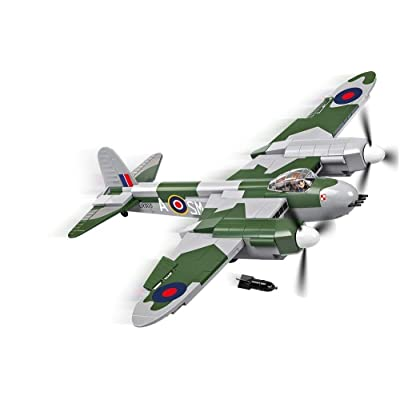 COBI Historical Collection De Havilland DH.98 Mosquito Mk. VI Plane: Toys & Games [5Bkhe1105564]