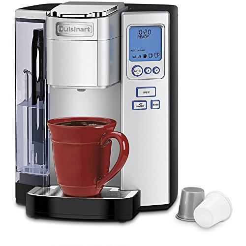 Cuisinart SS-10 Premium Single Serve Brewer (Certified Refurbished)