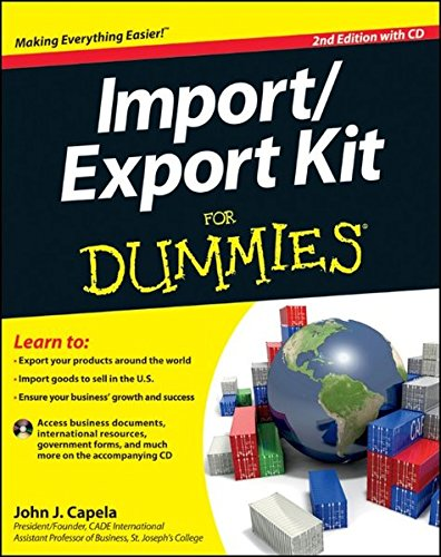 Download Import / Export Kit For Dummies PDF