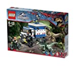 LEGO Jurassic World 75917: Raptor Ram...
