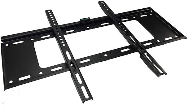 AWADUO Soporte fijo plano para televisor de pantalla plana de 32 pulgadas a 65 pulgadas LCD LED televisores con 50 kg de capacidad de peso: Amazon.es: Electrónica