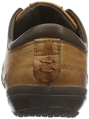 Andrea Conti 0342725 - Zapatillas Mujer Marrón - Braun (Cognac Kombiniert 134)