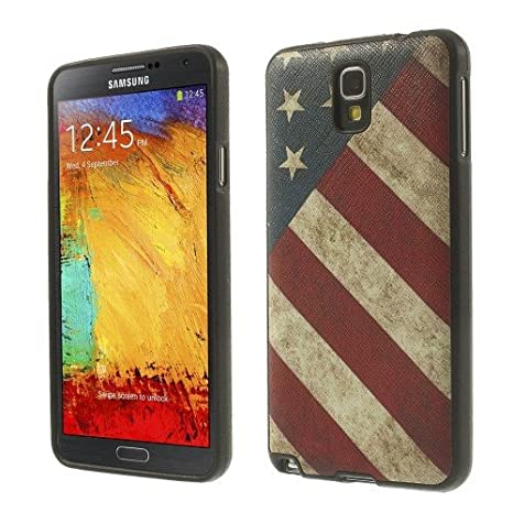 jbTec TPU de Case/Carcasa Samsung Galaxy Note 3 Neo 3 G/SM ...