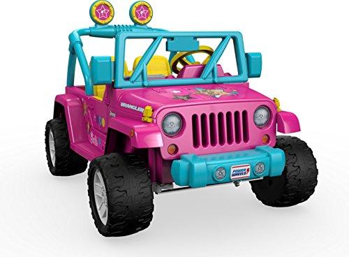 51ZDnH9m0FL - Power Wheels Barbie Jeep Wrangler